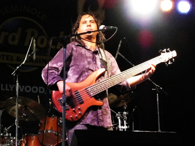 Bobby G. ( Robert Gugliuzza ) Bass/Vocals