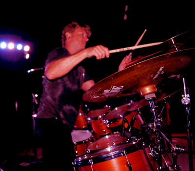 Brian Lutz  Drums/Vocals